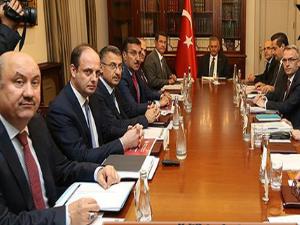 Başbakan başkanlığında toplanan kritik toplantı sona erdi