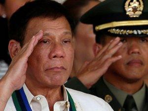 Duterte'nin riske girme nedeni ne?
