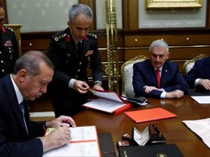 Cumhurbaşkanlığı Külliyesi'nde Güvenlik Zirvesi sona erdi