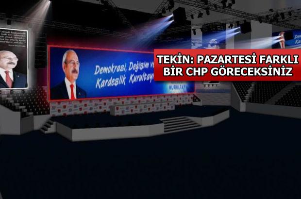 Chp kongre düzenliyor