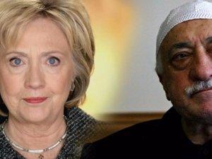 FETÖ kurban bağışlarını Clinton'ı finanse ettiği belirlendi
