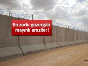 Dünyanın en uzun betonla ayrılmış üçüncü sınırı