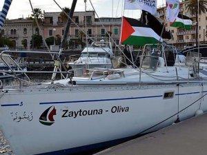 Gazze'ye doğru yola çıkan Özgürlük Filosu'na koruma