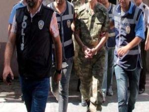 Sarıkamış'ta FETÖ operasyonu: 35 askere gözaltı