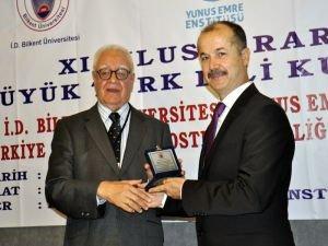 11. Uluslararası Büyük Türk Dili Kurultayı Tamamlandı!