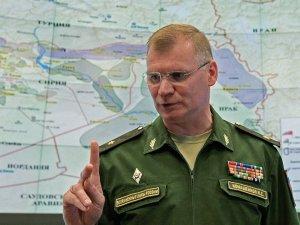 Rus füze sistemleri, Ukrayna sınırını geçmedi!
