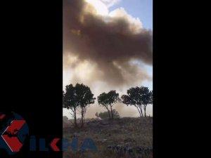 Mardin'de 8 ton patlayıcı imha edildi