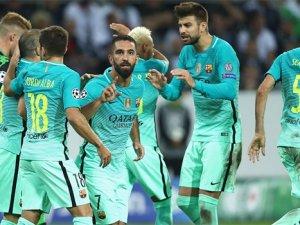 Barcelona messi'siz Kazanmayı Başardı