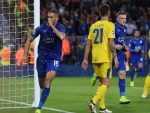 Leicester City rüzgarı devam ediyor