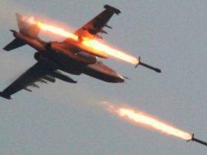 Suriye ordusu İdlib'i vakum bombasıyla vurdu: Çok sayıda ölü var