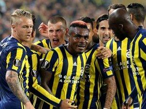 Fenerbahçe Feyenoord'a nefes aldırmadı