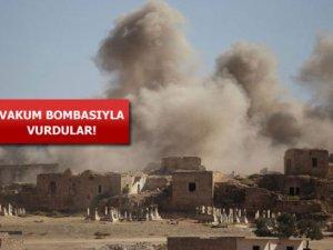 Esad sivilleri vurmaya devam ediyor: 20 ölü, 24 yaralı!