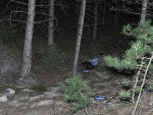 Üniversite Kampüsünde bir erkek cesedi bulundu