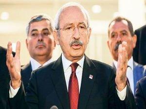 Kılıçdaroğlu yine şaşırtmadı!