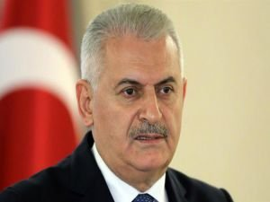 Başbakan Yıldırım, AYM Başkanını kabul etti