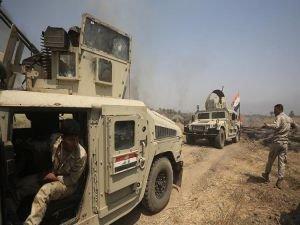 33 IŞID militanı öldürüldü
