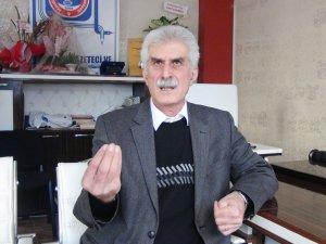 """Şerefxan Cizîrî: """"En fazla zararı halk görüyor"""""""