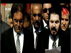 Aşiret Temsilcileri  'Alçaklığa' Ankara'da Tepki Gösterdi!