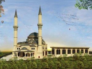 Beylikdüzü Belediyesi Mevlana Camii girişimiyle yeni yüzüne kavuşuyor