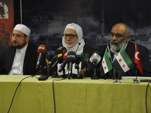 İslam Konseyi: 'Halep'e Yol Açın' çağrısı