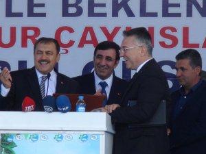 Bakan Eroğlu: Bingöl turizm merkezi olacak