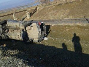 Elazığ-Bingöl karayolunda korkutan kaza