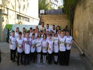 Bilim Tohumları Ekibi İstanbul'daki Çocuklarla Buluştu