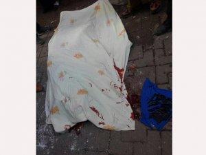 Diyarbakır'da olaylarda bir kişi başından vuruldu
