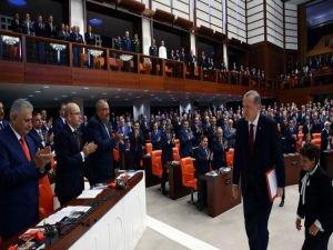 Meclis'te Cumhurbaşkanına saygısızlık