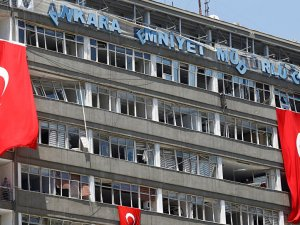 Ankara Emniyeti'nde FETÖ operasyonu 25 gözaltı