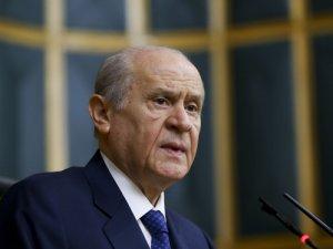 MHP Genel Başkanı Bahçelinin Başika açıklaması
