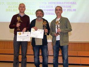 Maneviyatını Koruyan Şehir İstanbul adlı belgeselde birincilik ödülü