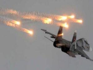 'Koalisyon uçakları Musul'da DAEŞ'i vuruyor'