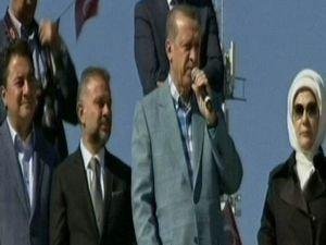 Cumhurbaşkanı Erdoğan Kazan'da halka hitap etti