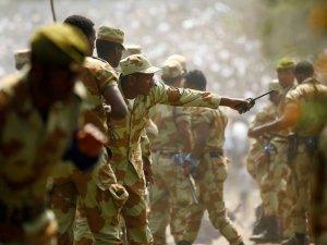 Etiyopya'da izdiham: Göstericilere ateş açıldı!