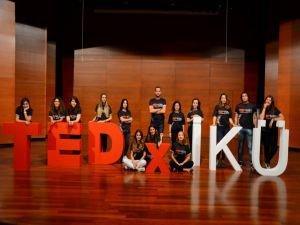 TEDxİKÜ, 8 Ekim'de Akıngüç Oditoryumu ve Sanat Merkezi'inde
