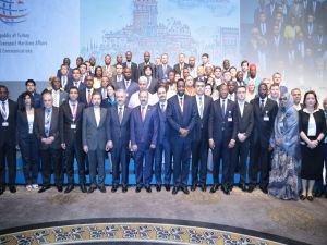 50 Ülke Bakanı 26. Dünya Posta Kongresi İçin İstanbul'da Buluştu