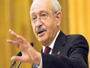 CHP Genel başkanı Kılıçdaroğlu'ndan başkanlık çıkışı
