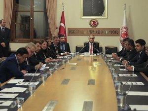 Darbe girişimi komisyonu'ndan ilk toplantı yapıldı