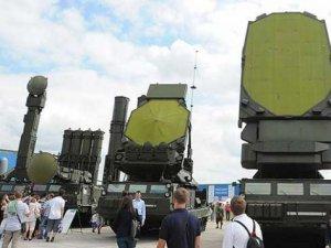 Rusya'dan Suriye'ye hava savunma füze sistemi