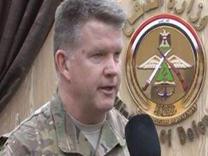 ABD'li komutan: Irak'taki Türk askeri illegaldir