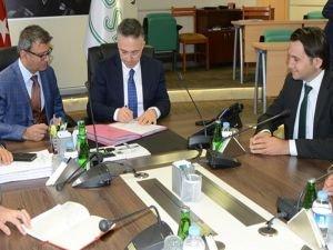 Türkiye'nin ikinci büyük içme suyu projesinin protokolü imzalandı