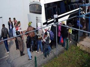 Kırklareli'de 34 sığınmacı yakalandı