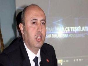 Ak Parti Salihli ilçe başkanı istifa etti
