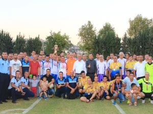 Şehit Halisdemir anısına Futbol Turnuvası