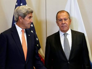 Kerry, Lavrov'u telefonla arayarak Suriye'yi görüştü