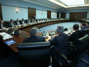 Başbakan Yıldırım, MKYK toplantısına katıldı
