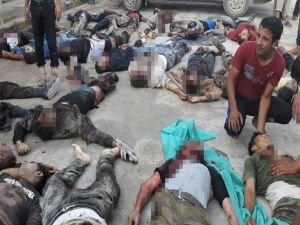 Özgür Suriye Ordusu'na bombalı saldırı!