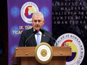 """Başbakan Yıldırım: """"15 Temmuz Türkiye için 2. kurtuluş mücadelesidir"""""""
