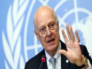 Suriyeli muhalifler: De Mistura görevden alınsın